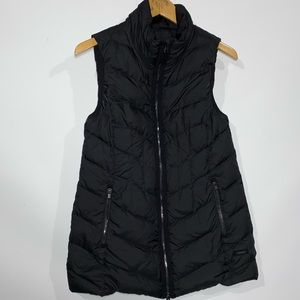 Athleta down puffer vest
